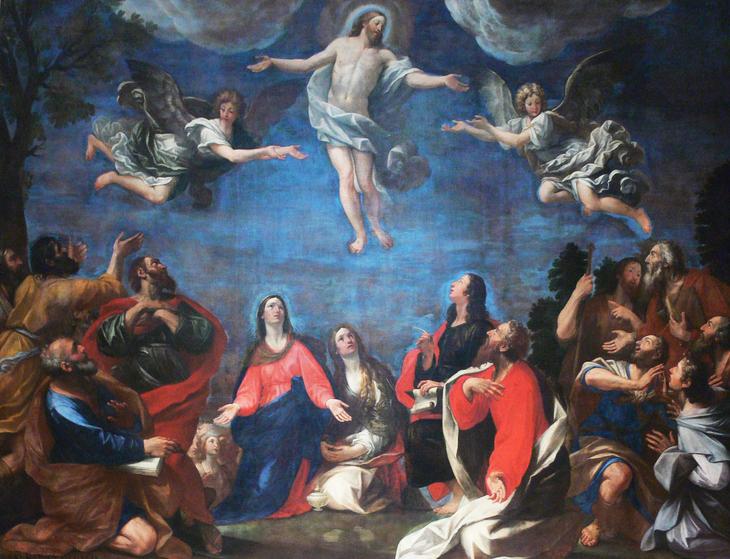 VII Domenica di Pasqua Ascensione del Signore 2019